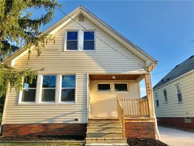 Cleveland Single Family Home For Sale: 6601 Flowerdale Avenue