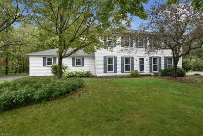 Chagrin Falls Single Family Home For Sale: 409 Hazelwood Drive