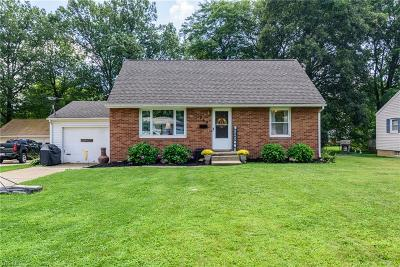 Medina County Single Family Home For Sale: 269 Tolbert Street