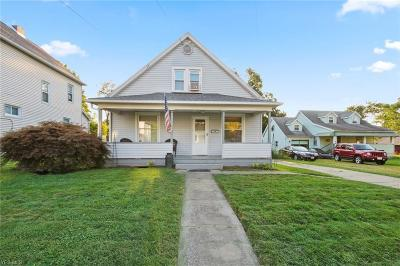 Struthers Single Family Home For Sale: 437 6th Street