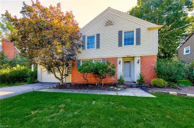 South Euclid Single Family Home For Sale: 2046 Temblethurst Road