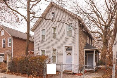 Cleveland Multi Family Home For Sale: 2499 Professor Avenue