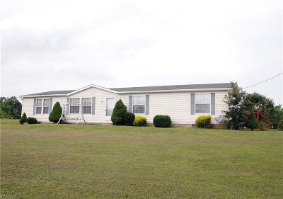 Muskingum County, Perry County, Guernsey County, Morgan County Single Family Home For Sale: 17495 Burson Road