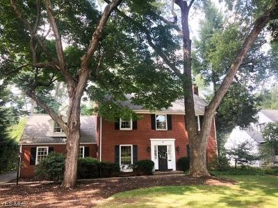 Single Family Home For Sale: 3507 Blackburn Road