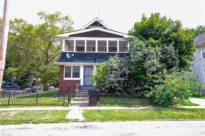 Cleveland Multi Family Home For Sale: 2915 E 111th Street