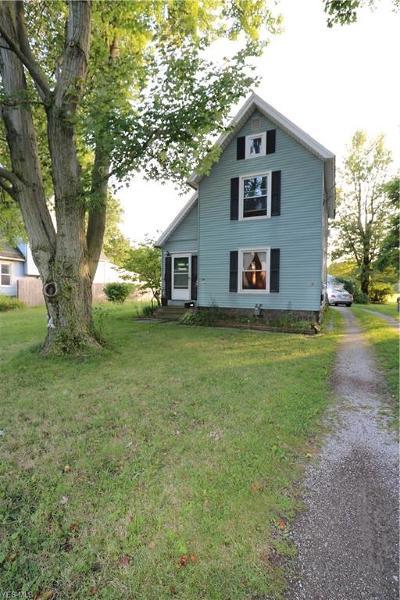 Elyria Single Family Home For Sale: 1367 East Avenue