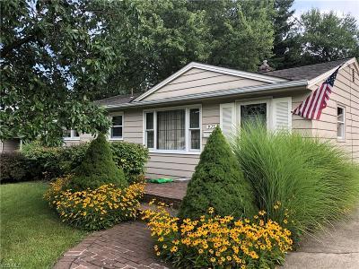 Boardman Single Family Home For Sale: 935 Afton Avenue