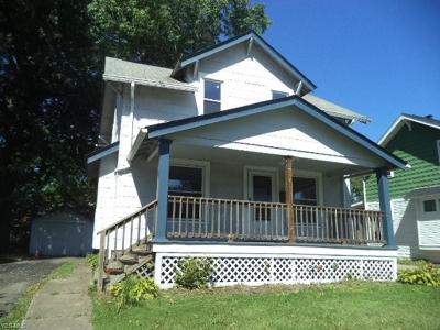 Warren Single Family Home For Sale: 830 Oak Knoll Avenue
