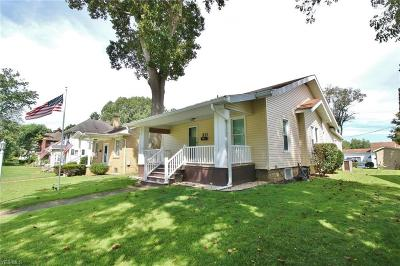 Zanesville Single Family Home For Sale: 311 Taylor