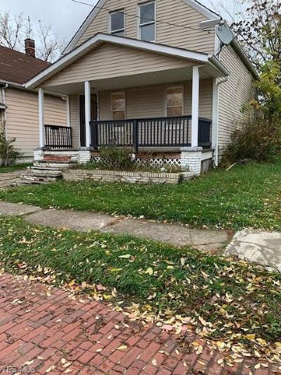 Cleveland Single Family Home For Sale: 3455 E 73rd