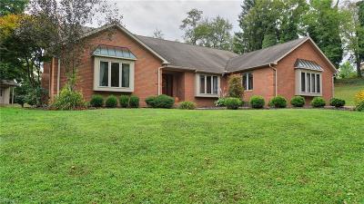 New Concord Single Family Home For Sale: 170 Barrington Ridge