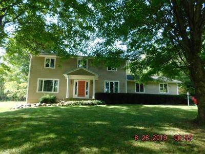 Kent Single Family Home Active Under Contract: 320 Spell Road