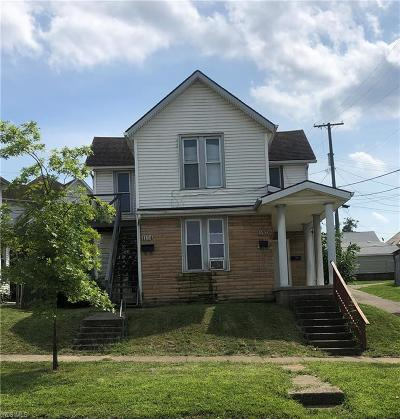 Cambridge Multi Family Home For Sale: 1154 Steubenville Avenue