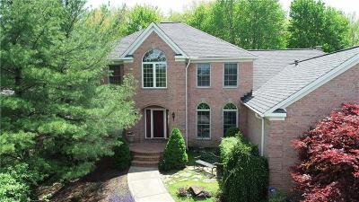 Brecksville Single Family Home Active Under Contract: 6537 Crabtree Lane