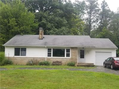 Highland Heights Single Family Home For Sale: 6343 Highland Road