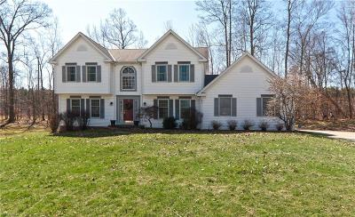 Hudson Single Family Home For Sale: 2134 Jesse Drive