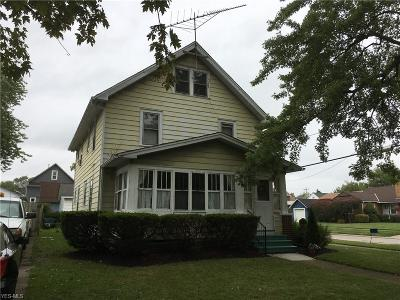 Lake County Single Family Home Active Under Contract: 441 South Street