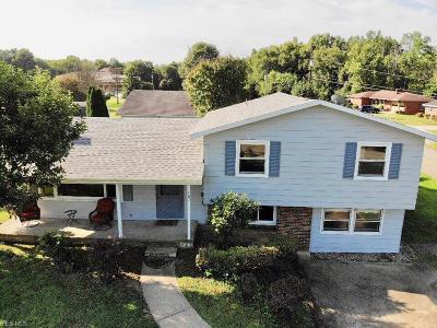 Cambridge Single Family Home Active Under Contract: 107 Linden Avenue