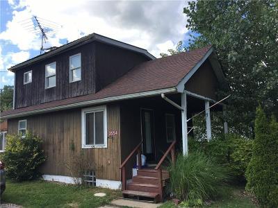 Leavittsburg Single Family Home For Sale: 3554 Whitman Court