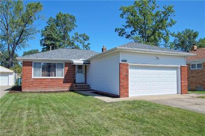 Willowick Single Family Home For Sale: 31509 Douglas Drive