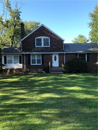 Seven Hills Single Family Home For Sale: 3571 E Pleasant Valley Road