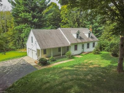 Single Family Home Active Under Contract: 13486 Sperry Road