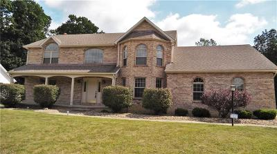 Boardman Single Family Home Active Under Contract: 8563 Reserve Court