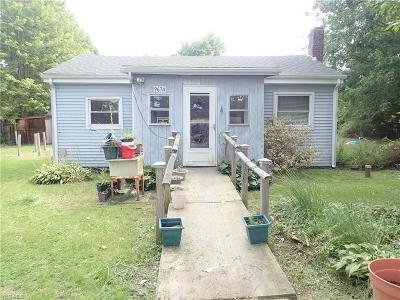Ravenna Single Family Home For Sale: 9674 Griffith Road