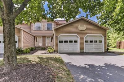 Twinsburg Condo/Townhouse Active Under Contract: 9570 E Idlewood Drive