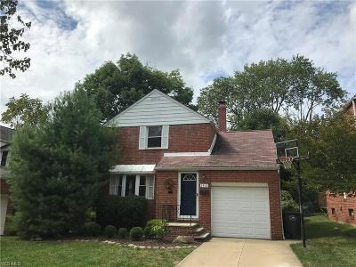 Lyndhurst Single Family Home For Sale: 1416 Clearview Road