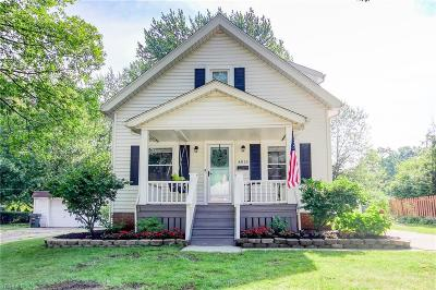 Fairview Park Single Family Home Active Under Contract: 4015 W 222nd Street