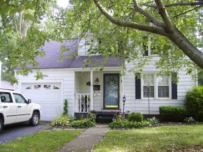 Ravenna Single Family Home For Sale: 732 Cedar Avenue