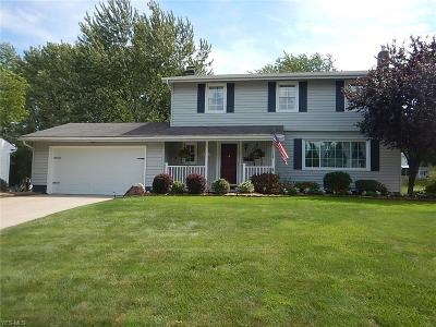 Twinsburg Single Family Home Active Under Contract: 9435 Fairfield Drive