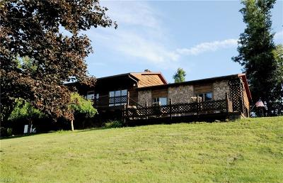 Cambridge Single Family Home For Sale: 64067 Lovers Lane Road
