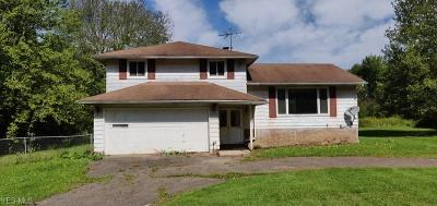 Single Family Home For Sale: 9760 Taylor May Road