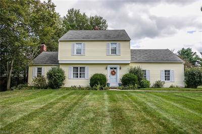 Single Family Home For Sale: 67 Trumbull Drive