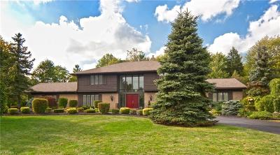 Single Family Home Active Under Contract: 30699 Gates Mills Boulevard