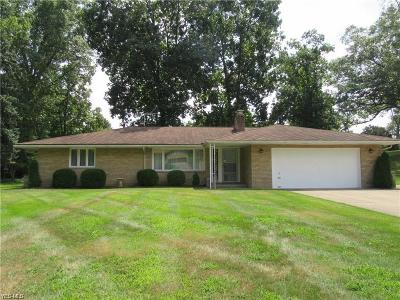 Brecksville Single Family Home For Sale: 7522 Amber Lane