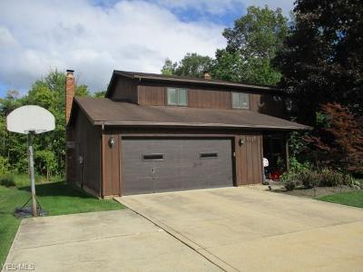 Single Family Home For Sale: 5117 Stansbury Drive