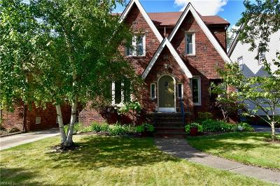 Cleveland OH Single Family Home Active Under Contract: $214,949