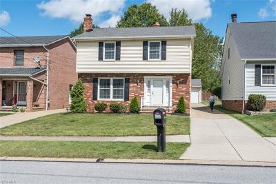 Seven Hills Single Family Home For Sale: 580 Orchardview Road