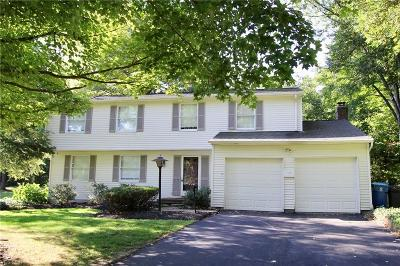 Single Family Home Active Under Contract: 1960 Stoney Hill Drive