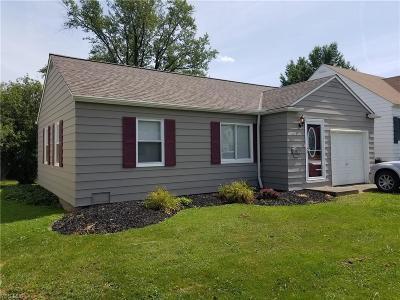 Single Family Home Active Under Contract: 1137 Worton Boulevard
