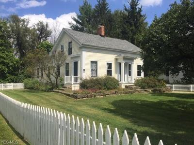 Single Family Home Active Under Contract: 63 Owen Brown Street
