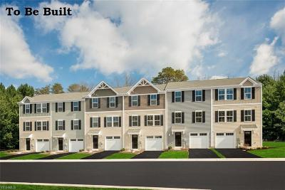 Lake County Condo/Townhouse For Sale: 808 Redbud Court
