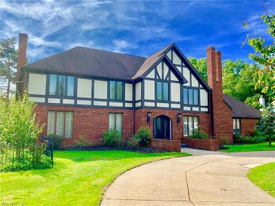 Brecksville Single Family Home For Sale: 9604 Fitzwater Road
