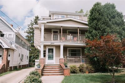 Cleveland OH Multi Family Home For Sale: $164,900