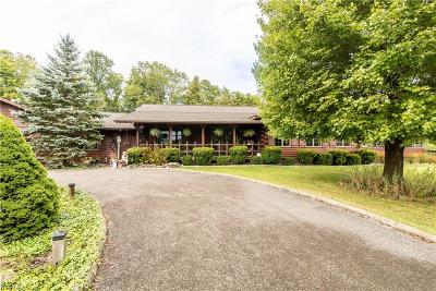 Single Family Home For Sale: 9210 Mulberry Road