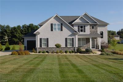 Zanesville OH Single Family Home For Sale: $399,900