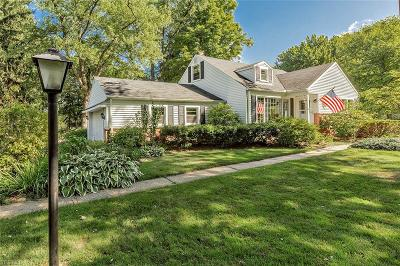 Single Family Home Active Under Contract: 8578 Music Street
